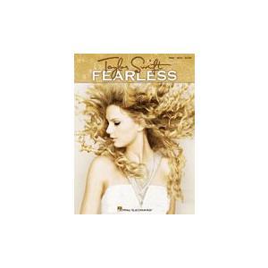 取寄 楽譜 フィアレス | テイラー・スウィフト | Taylor Swift  曲集|otorakuya