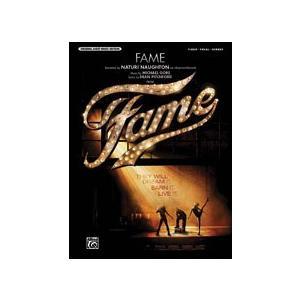 取寄 楽譜 Fame (from Fame)   映画「フェーム」より、フェーム   Naturi Naughton  ピース otorakuya