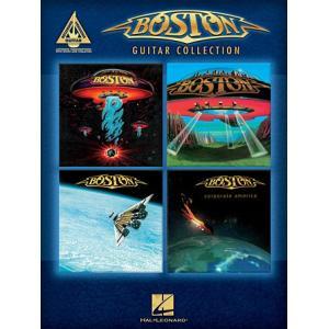 取寄 楽譜 Boston Guitar Collection | ボストン 曲集・Guitar採譜版・タブ譜|otorakuya