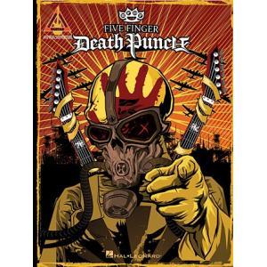取寄 楽譜 Five Finger Death Punch   ファイヴ・フィンガー・デス・パンチ 採譜版 (耳コピー) otorakuya
