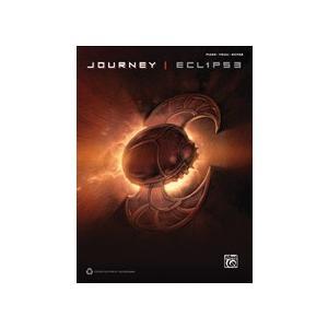 取寄 楽譜 Eclipse   ジャーニー   Journey  曲集・ギター&ボーカル譜 otorakuya