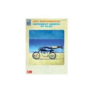 取寄 楽譜 Different Shades of Blue | ジョー・ボナマッサ | Joe Bonamassa  曲集・Guitar採譜版・タブ譜|otorakuya