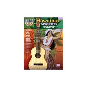 取寄 楽譜 ウクレレ・プレイ・アロング Volume 3:ハワイアン・フェイヴァリッツ マイナスワン|otorakuya