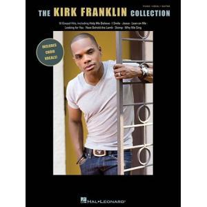 取寄 楽譜 The Kirk Franklin Collection | カーク・フランクリン 曲集|otorakuya