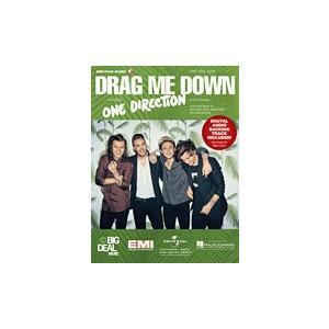 取寄 楽譜 Drag Me Down | ワン・ダイレクション | One Direction  ピース|otorakuya