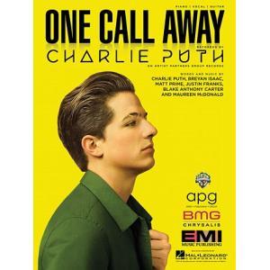 取寄 楽譜 One Call Away | チャーリー・プース | Charlie Puth  ピース|otorakuya