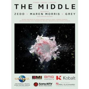 取寄 楽譜 The Middle   ゼッド   Zedd ・ Maren Morris, Grey  ピース otorakuya