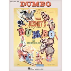 新譜 取寄 楽譜 Dumbo | Frank Churchill ・ Oliver Wallace  曲集|otorakuya