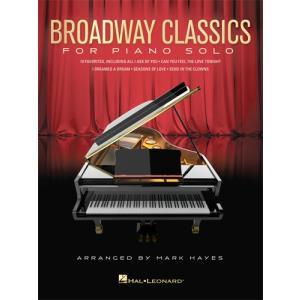 新譜 取寄 楽譜 Broadway Classics for Piano Solo 曲集|otorakuya