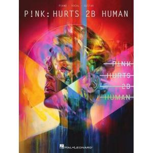 新譜 取寄 楽譜 Hurts 2B Human | ピンク | Pink   曲集|otorakuya