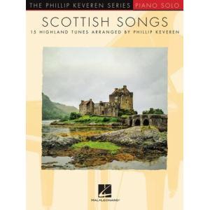 新譜 取寄 楽譜 15のスコットランド民謡 | arr.  Phillip Keveren  曲集|otorakuya