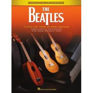 新譜 取寄 楽譜 The Beatles: Ukulele Ensemble   ザ・ビートルズ   The Beatles  ウクレレ用曲集 otorakuya