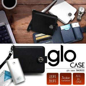 glo ケース グロー カバー  メンズ レザー かっこいい 人気 手帳型 GLO glo Gl032|otoritsuke