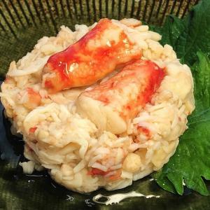 たらばがに脚肉詰(脚肉100%)120g×3缶【送料無料】