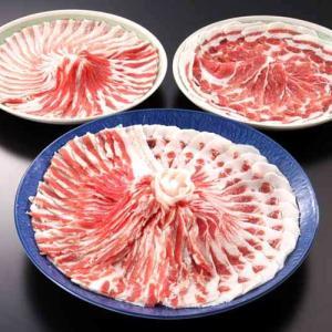 送料無料 南州農場黒豚シャブシャブセット(1.2kg)[南州農場]