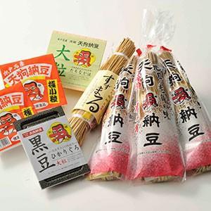納豆 水戸の天狗納豆食べ比べ5種セット 送料無料|otoshuclub|02