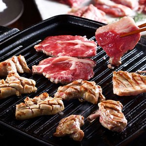 ラム肉専門店 lambne ラム焼肉5種部位の食べ比べ 送料無料 希少部位 ギフト お歳暮 お中元|おとなの週末 お取り寄せ倶楽部
