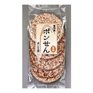 <味付けなし>玄米ぽんせん 5枚入×15袋|otowamai