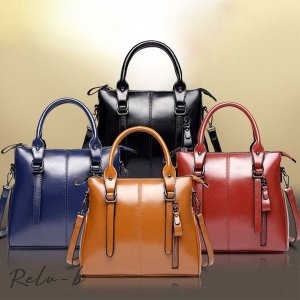 ハンドバッグ 2way ショルダーバッグ レディースビジネスハンドバッグ 女性用欧米風トートバッグ レディースレザーバッグ|otto-shop