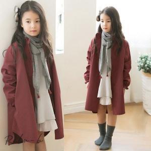 子供服 女の子 キッズ 子供シャツ ブラウス・シャツ  韓国子供服 シャツ ブラウス 冬用厚手 冬にピッタリ 可愛い女児  女の子服 ロングシャツ  長袖シャツ|otto-shop