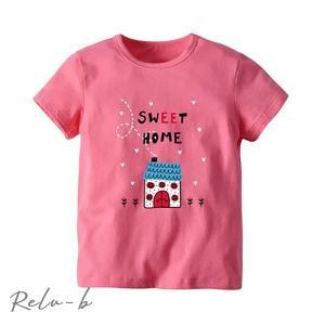 子供服 半袖Tシャツ キッズ 韓国子供服  Tシャツ 半袖 男の子 女の子 ベビー  Tシャツ シャツ 男児 女児 男女兼用 男の子 女の子 子ども服 キッズ 韓国子供服|otto-shop