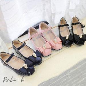 子供靴 キッズジュニアシューズ 履きやすい 子どもフォーマルシューズ 発表会 子供ドレス フォーマル靴 結婚式 入学式    ブラック  ピンク   ネイビー|otto-shop
