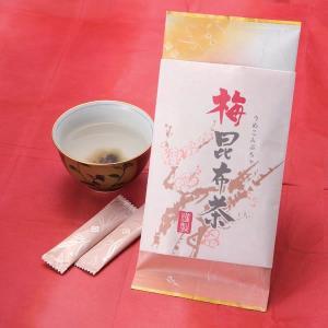 梅昆布茶 こんぶ茶 手軽な スティック ポスト便可|otyashizuoka