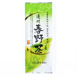 煎茶 遠州 春野茶 浅蒸し煎茶  山のお茶 ご家庭用 美味しい お茶 100g ポスト便可|otyashizuoka