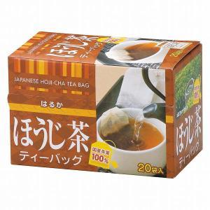ほうじ茶 ティーバッグ はるか 手軽 個パック アルミパック 入り 簡単 ティーパック ほうじ茶 otyashizuoka