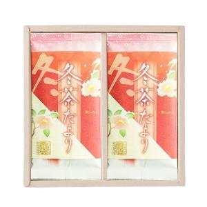 お歳暮 御歳暮 煎茶 冬茶だより 2袋セット ご贈答 ギフト お年賀 お正月 お茶 otyashizuoka