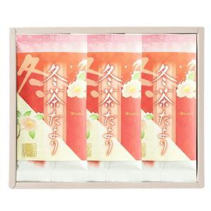 お歳暮 御歳暮 煎茶 冬茶だより 3袋セット ご贈答 ギフト お年賀 お正月 お茶 otyashizuoka
