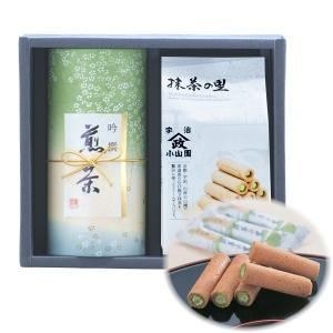 お歳暮 御歳暮 煎茶 緑茶 お茶 ギフト 煎茶 春駒・抹茶の里 セット otyashizuoka