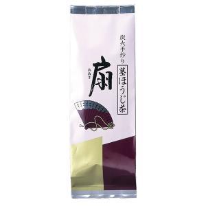 ほうじ茶 扇 おうぎ 茎 棒 ほうじ茶 炭火 焙煎 上品 贅沢 香り高い 美味しい ほうじ茶|otyashizuoka
