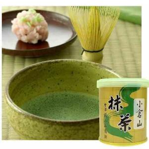 抹茶 小倉山 30g缶詰|otyashizuoka