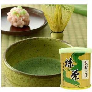 抹茶 式部の昔 30g缶詰|otyashizuoka