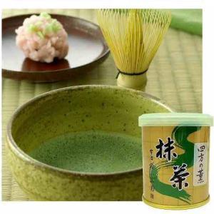 抹茶 四方の薫 30g缶詰|otyashizuoka