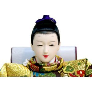 雛人形 天使の十二単衣 三段飾り 千匠作「雛ごよみ」45A-20|ouchiku|04