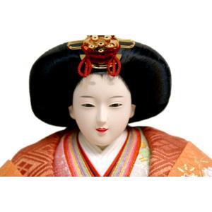 雛人形 天使の十二単衣 三段飾り 千匠作「雛ごよみ」45A-20|ouchiku|05