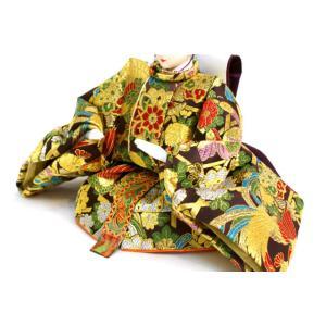 雛人形 天使の十二単衣 三段飾り 千匠作「雛ごよみ」45A-20|ouchiku|08