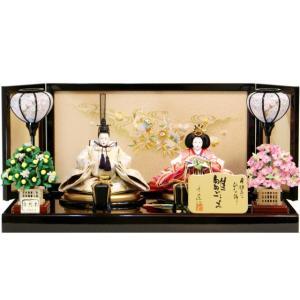 雛人形 千匠作 「御雛」 二人親王飾り 47A-64|ouchiku