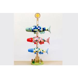 室内飾り鯉のぼり さわって遊べるプーカの木 Puca【お届けまで約二週間 送料無料】《620-111》|ouchiku