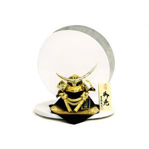 吉徳大光作 正絹「 伊達政宗兜 」平飾り( 736-970 ) ouchiku