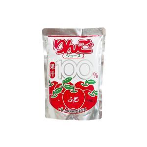 秋田産 りんごジュース フジ果汁100%|ouchiku