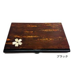 樺細工 カードケース 3色 秋田伝統工芸(桜皮細工)|ouchiku
