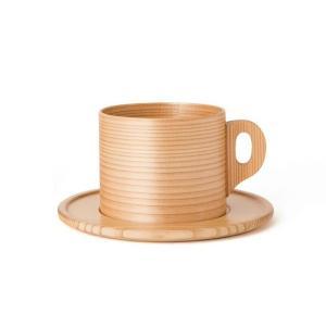 曲げわっぱ 曲物カップ 大館工芸社 秋田杉 国産コーヒーカップ 日本製 軽量 2560|ouchiku