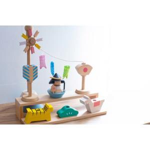 プーカの五月人形 -プーカのたんたんご- 【飾り方自在】 PUCA・鯉のぼり ouchiku