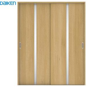 大建工業 引戸・引違セット 2Pデザイン (見切枠/固定枠) 内装ドア ouchioukoku