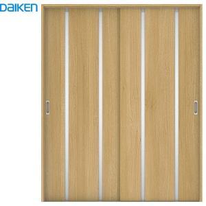 大建工業 引戸・引違セット 3Pデザイン (見切枠/固定枠) 内装ドア ouchioukoku