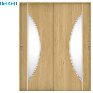 大建工業 引戸・引違セット D5デザイン (見切枠/固定枠) 内装ドア|ouchioukoku