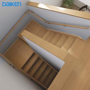 DAIKEN(大建工業) ハピア階段 ベーシック柄箱型 【箱巾木直用L型】|ouchioukoku